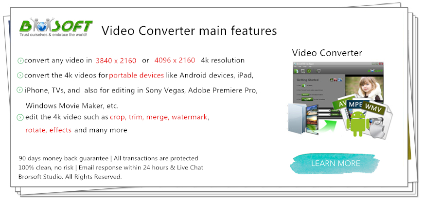 brosoft-video-converter