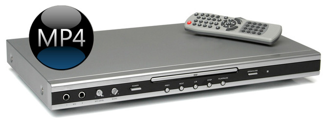 Can t Play MP4 files on DVD Player Resolved