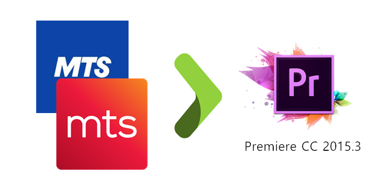 Solved: MTS Media Files Unrecognize by Premiere CC 2015 3