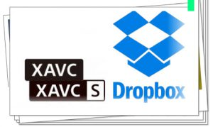 xavc-to-dropbox
