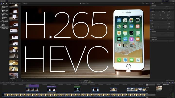 fcpx-iphone-hevc